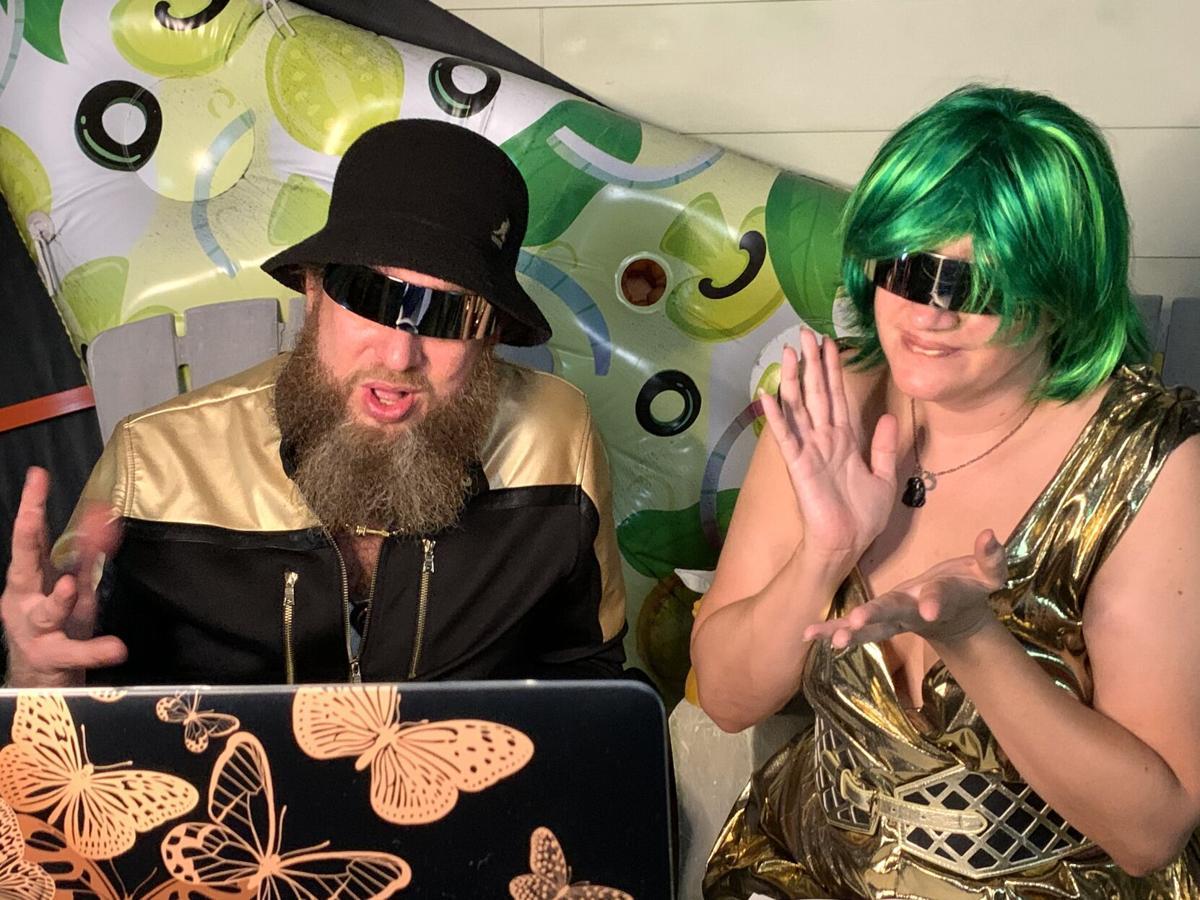Jamie and Muffin Bernstein create coronavirus awareness talk show 7.jpeg