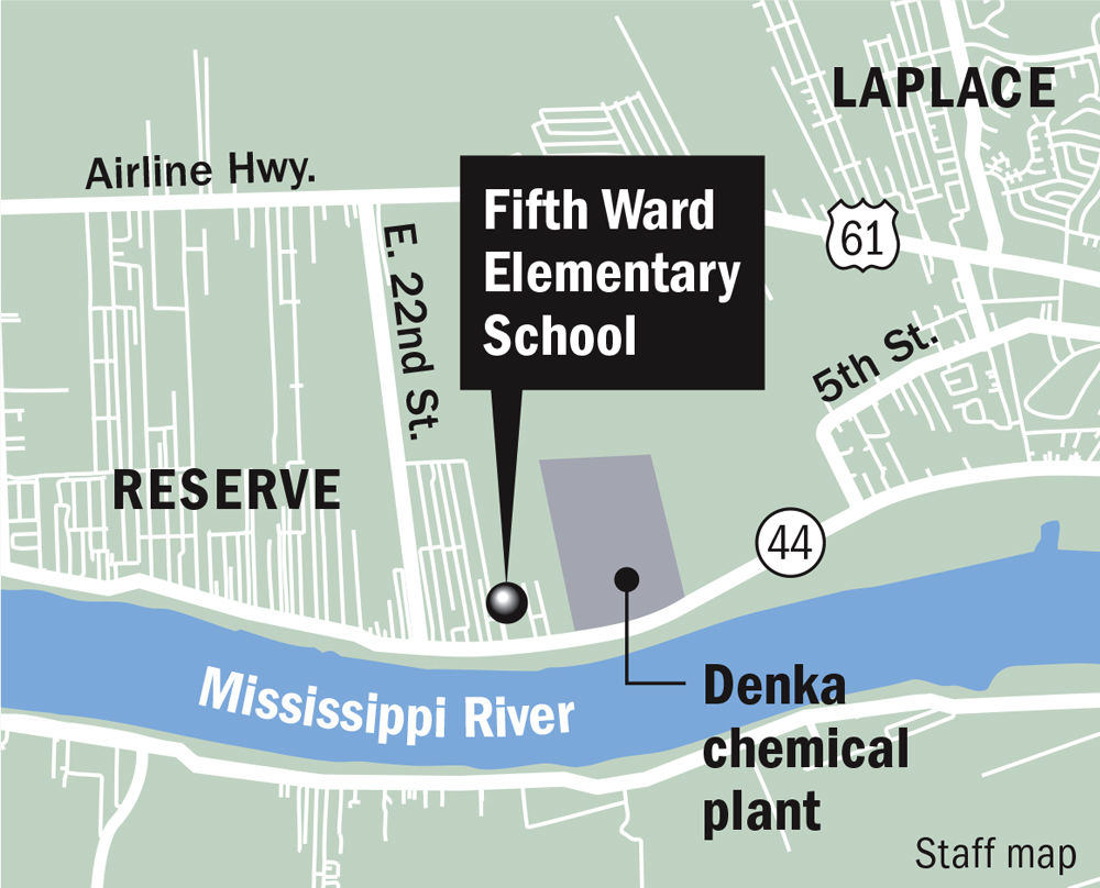 082719 Fifth Ward school - Denka map