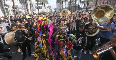 New Orleans is more than a blown call