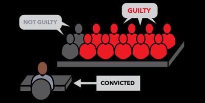 Jury graphic image