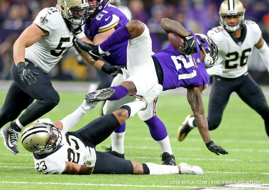 Shock and Skol: Saints' stunning loss to Vikings is an all