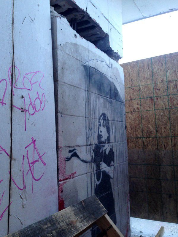 Suspect in Banksy artwork attempted theft identified by New Orleans police