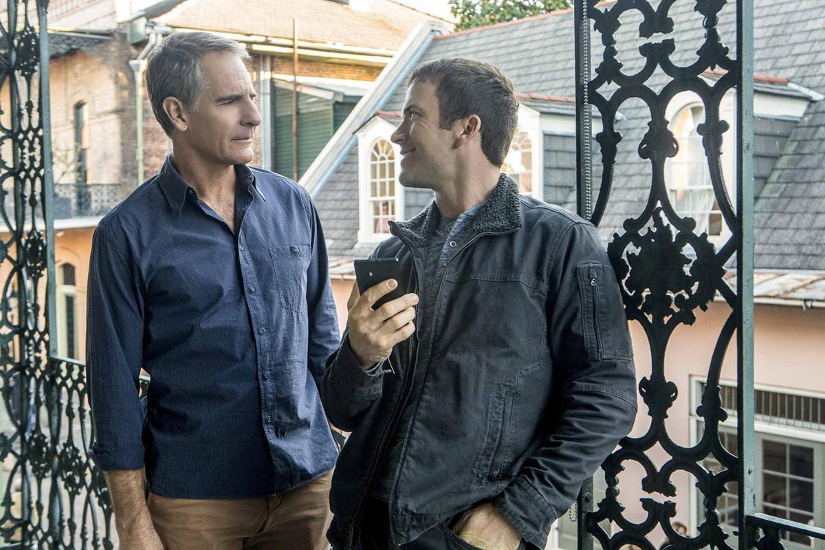 'NCIS: New Orleans' cast to receive New Orleans Film Society's Celluloid Hero Award