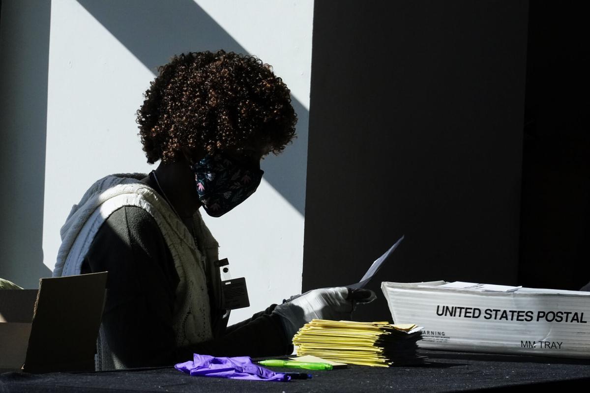 APTOPIX Election 2020 Georgia Vote Counting