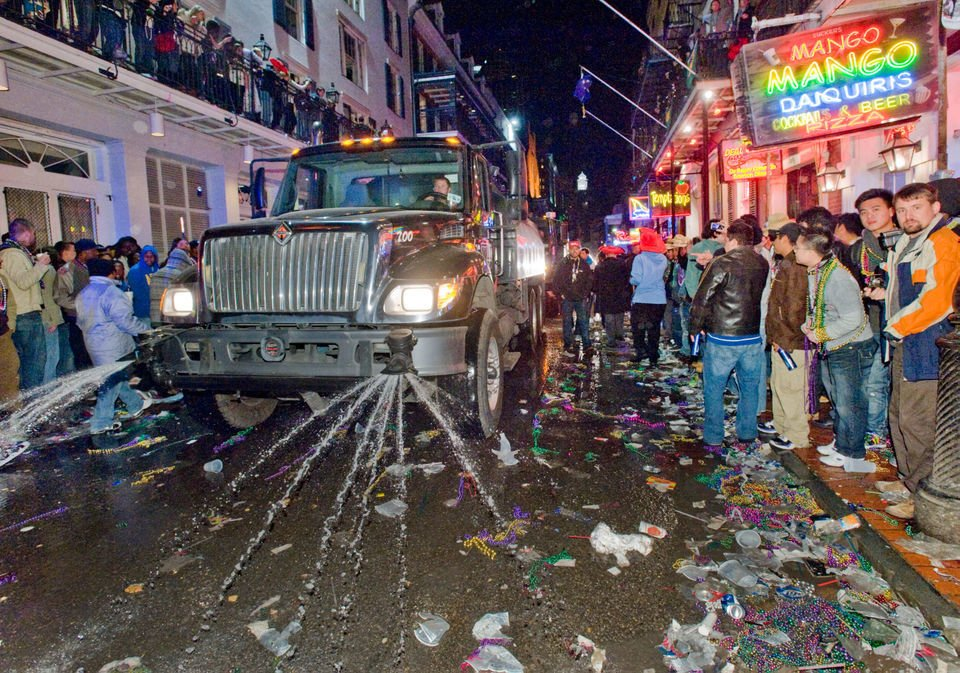 Tired of the waste, how some are rethinking the future of Mardi Gras in New Orleans