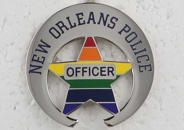 NOPD adopts rainbow LGBTQ badges for Pride Month