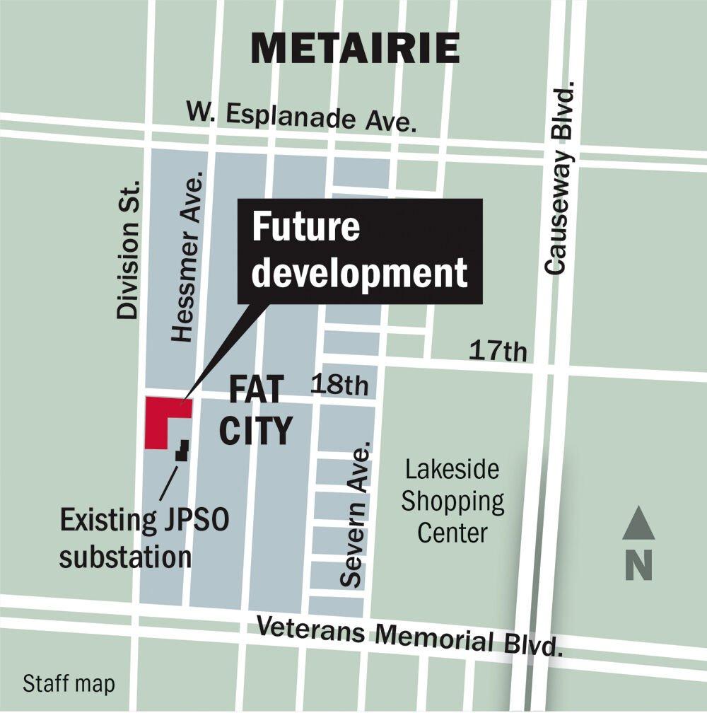 JPSO Fat City property map