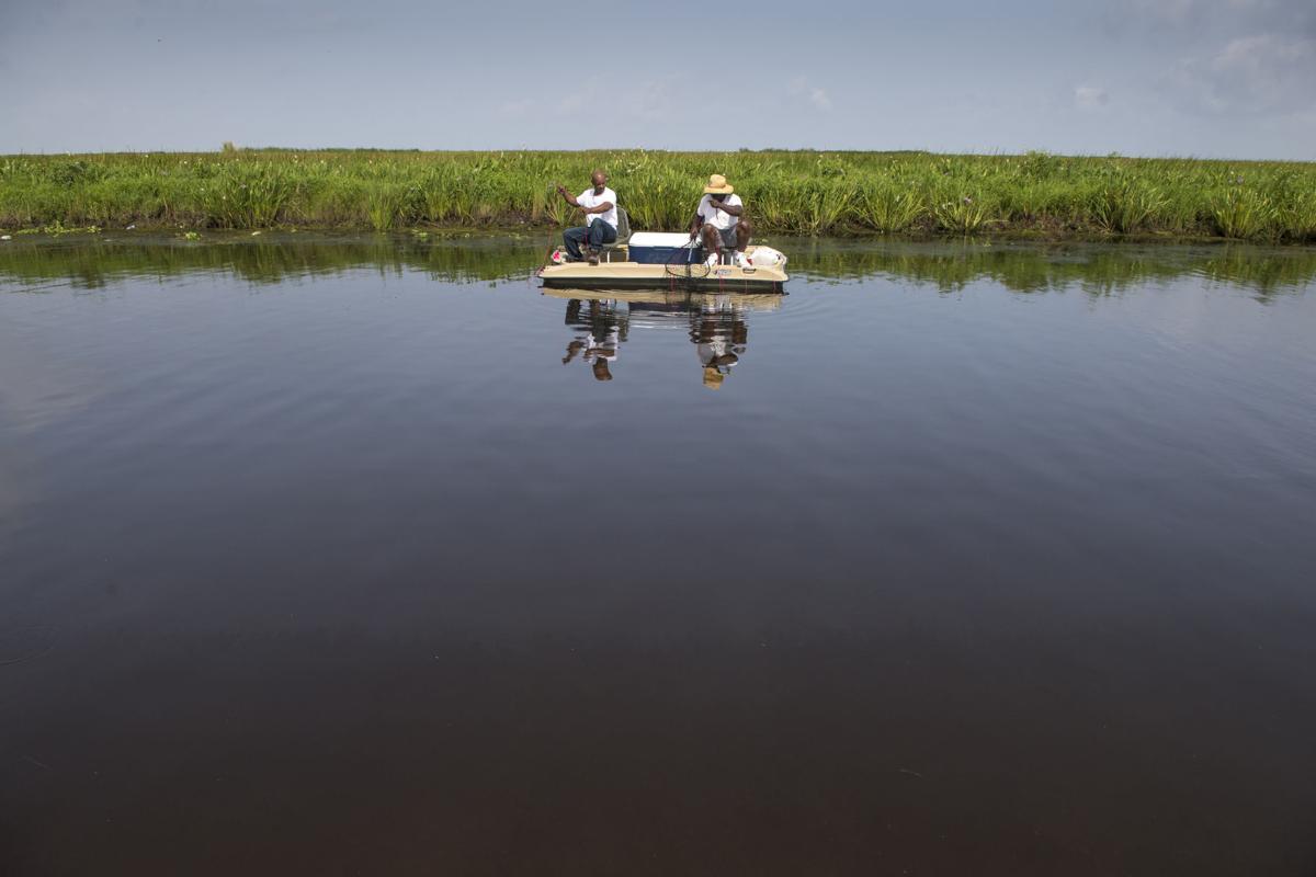 Fishing and crabbing