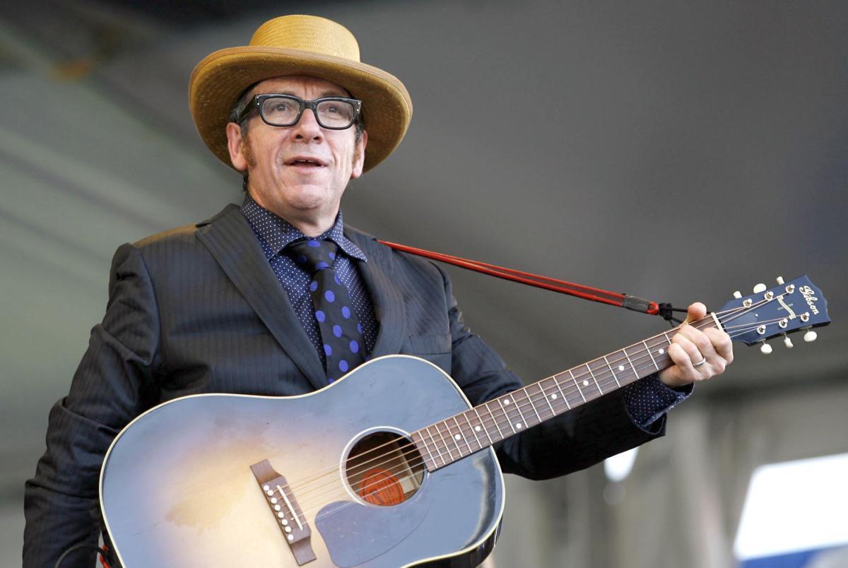 Is Elvis Costello coming to Jazz Fest 2019? Maybe ...