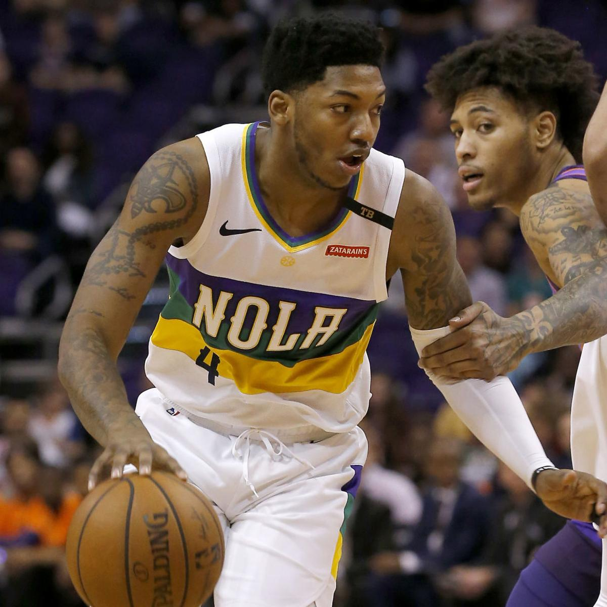 reputable site d1601 77297 Report: Elfrid Payton gets raise, signs with Knicks after ...