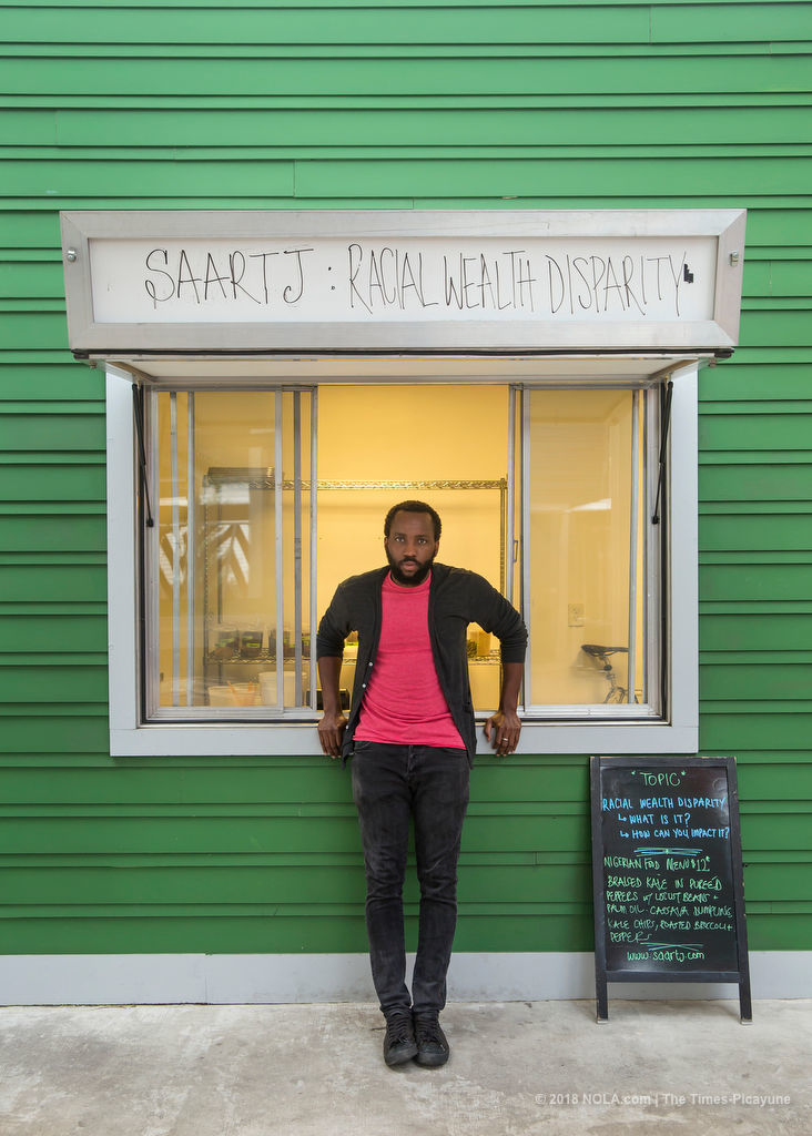 Chef Tunde Wey's social experiment results: A civil discussion on race