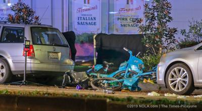 Aggression toward bicyclists is pervasive in New Orleans
