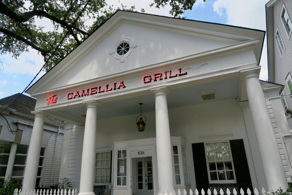 Camellia Grill reopens with outdoor seating to keep the classic New Orleans diner going