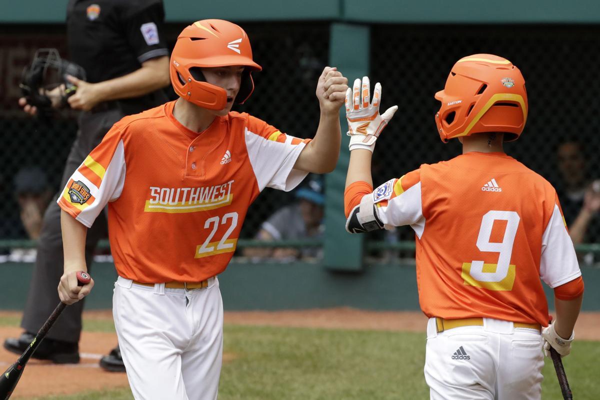 LLWS Louisiana Curacao Baseball