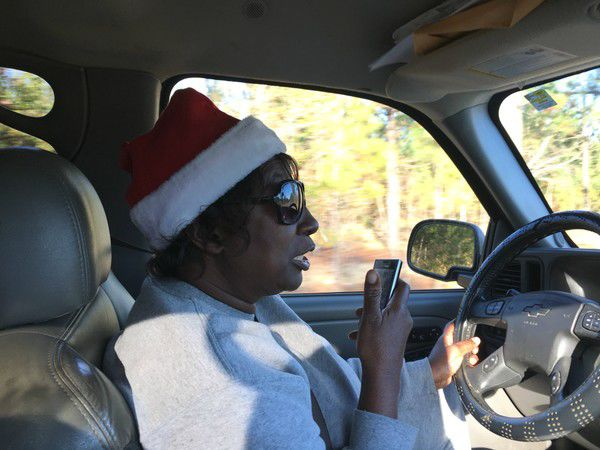 How a former sharecropper in an SUV helped drive Doug Jones to victory in Alabama's Black Belt