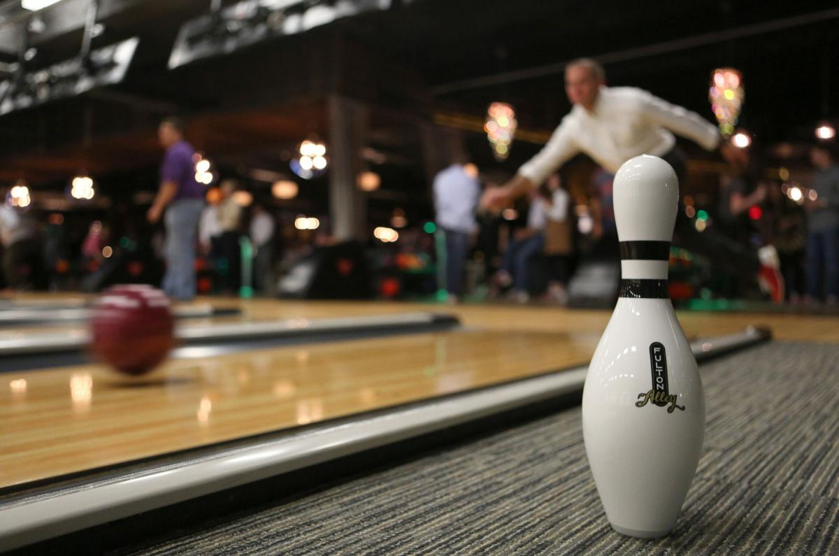 Fulton Alley aims to be triple threat with bowling, food and