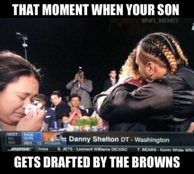 Nfl Draft 2015 Memes Poke Fun Of Browns Chip Kelly After Round 1 Saints Nola Com