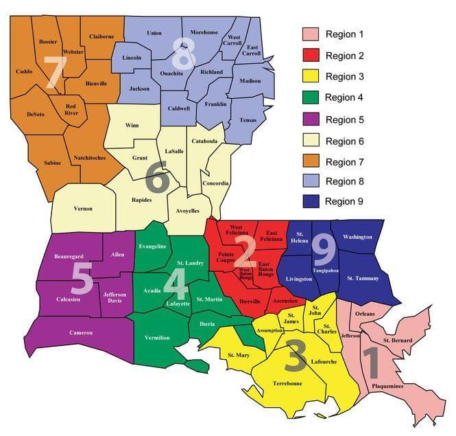 Here's where Louisiana's medical marijuana pharmacies will locate