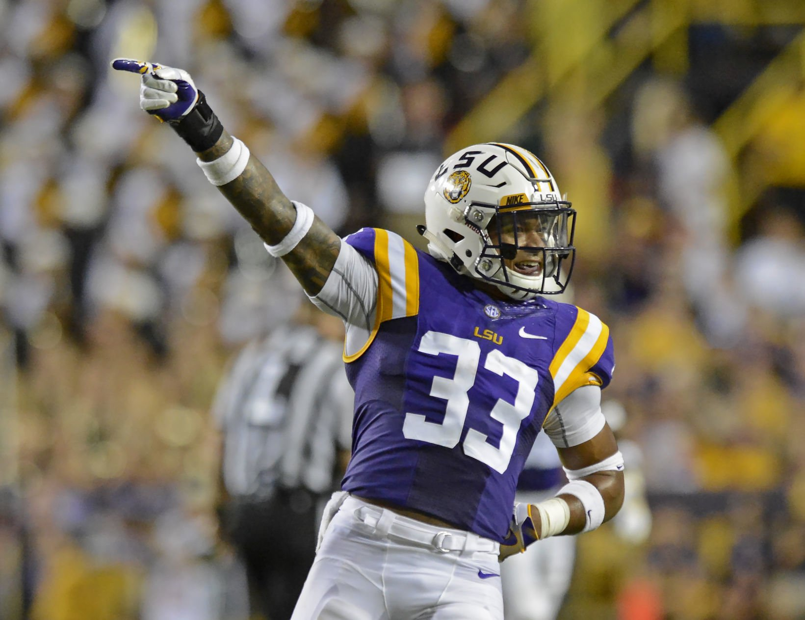 What's the 'Jamal Adams Rule?' LSU's star safety brings hype ...