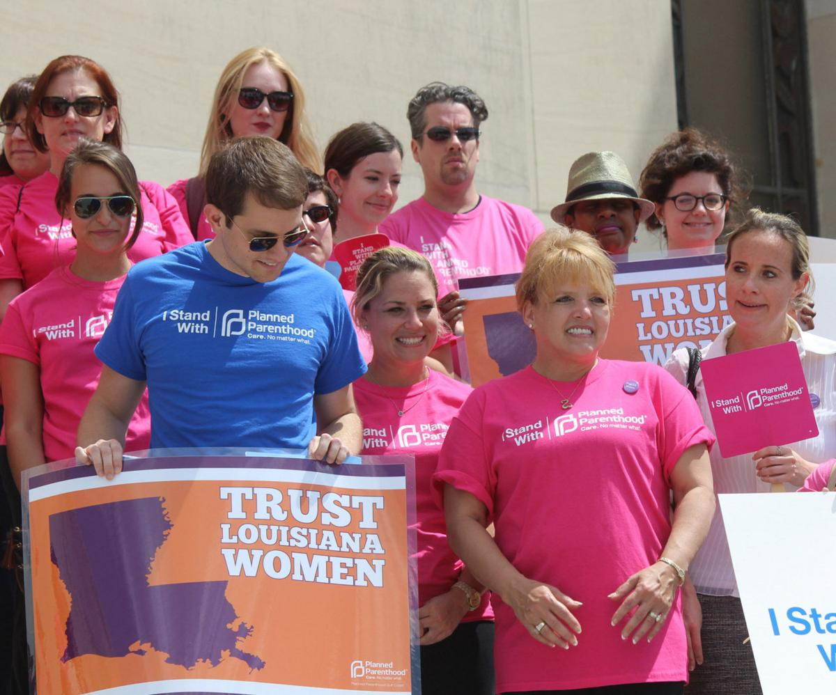 Louisiana to terminate Medicaid contract with Planned Parenthood