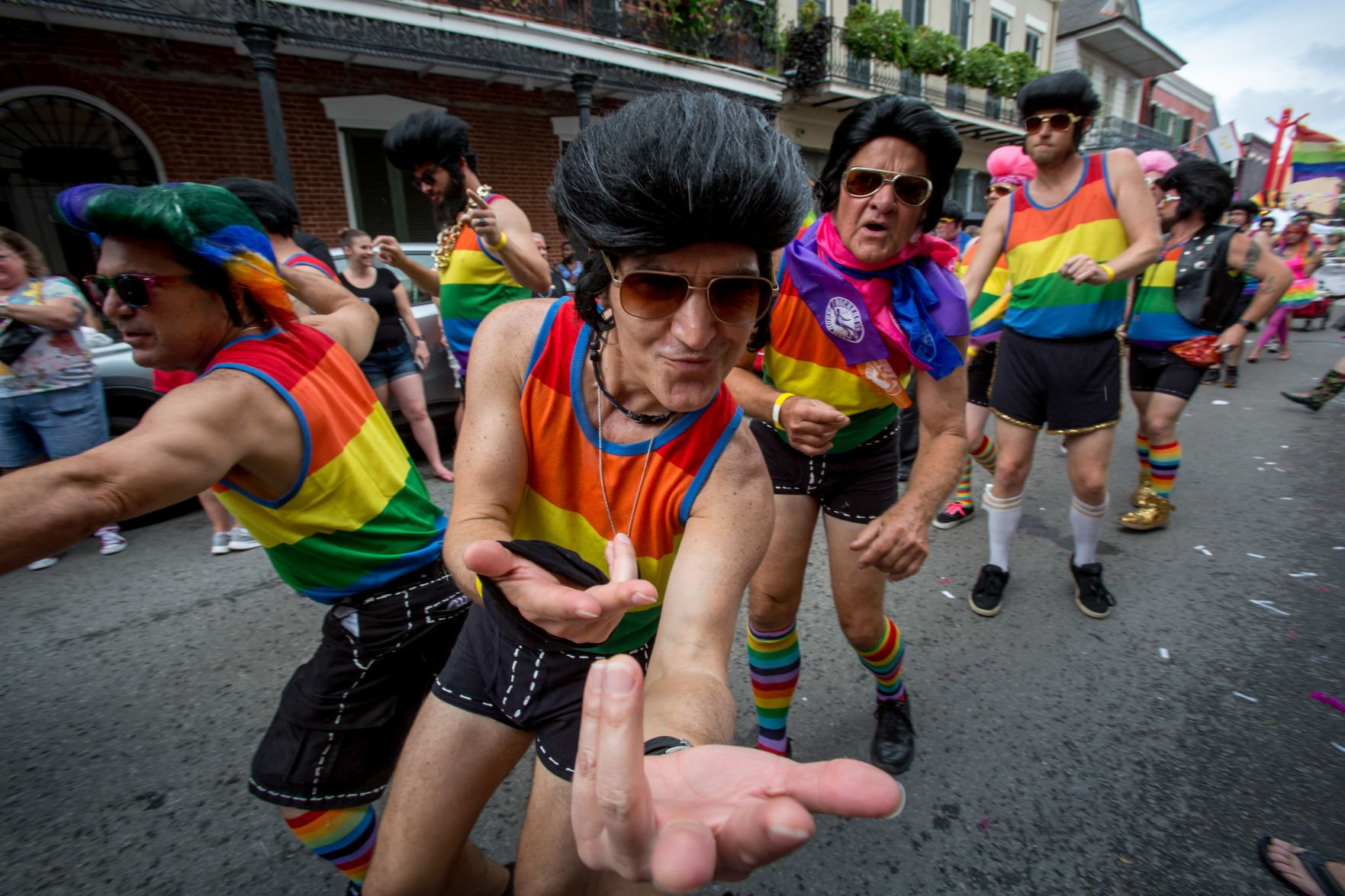 New orleans gay pride dates for 2008