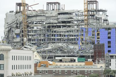 Hard Rock Hotel collapse in New Orleans (copy) (copy) (copy)