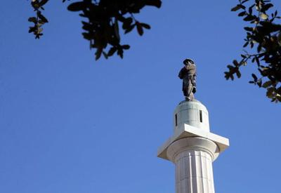 Take down the statue: Editorial
