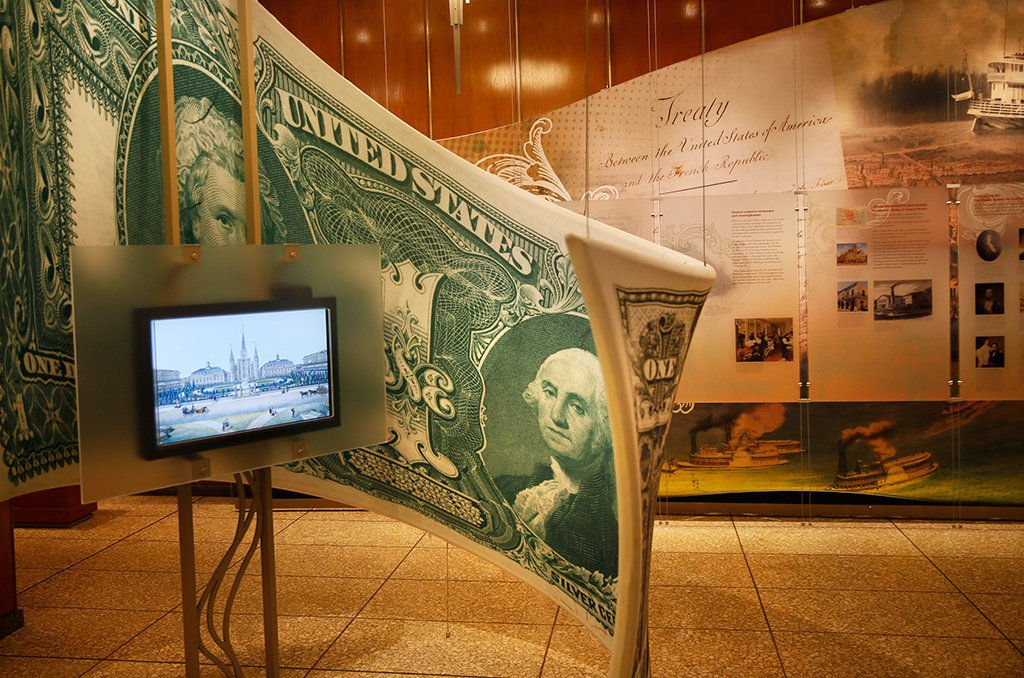 Museum of Trade, Finance and the Fed (2013)
