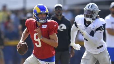 Matt Stafford could make difference for Rams