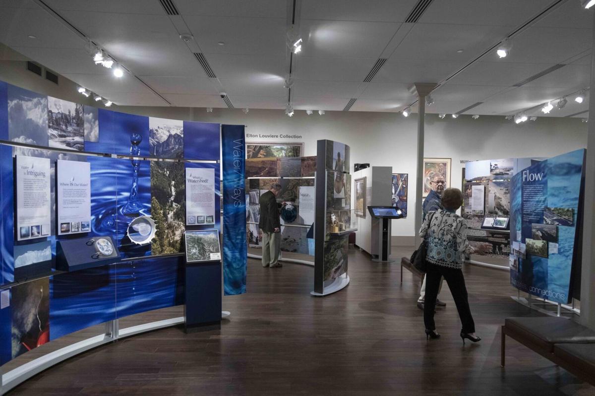 """""""Water/Ways"""" exhibition"""
