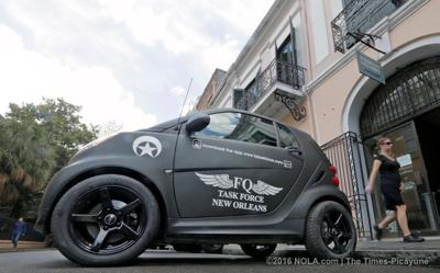 French Quarter off-duty police patrol '2.0' launched with Sidney Torres' backing