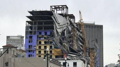 Protest planned for Friday in front of collapsed Hard Rock Hotel: 'We haven't forgotten' | The Latest | nola.com