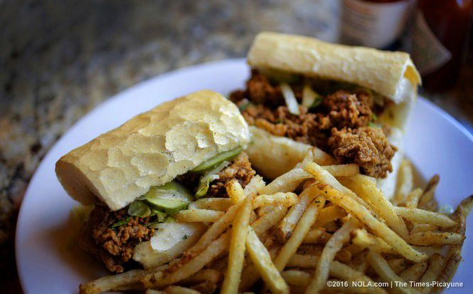 5 best po-boys in the French Quarter