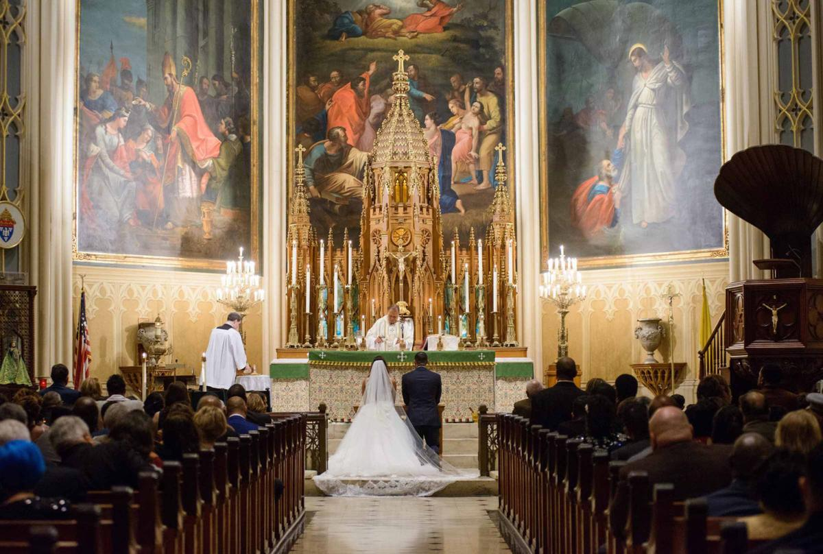 The emerald aisle: In 1840, St. Patrick's Church became an answer to Irish New Orleans' prayers