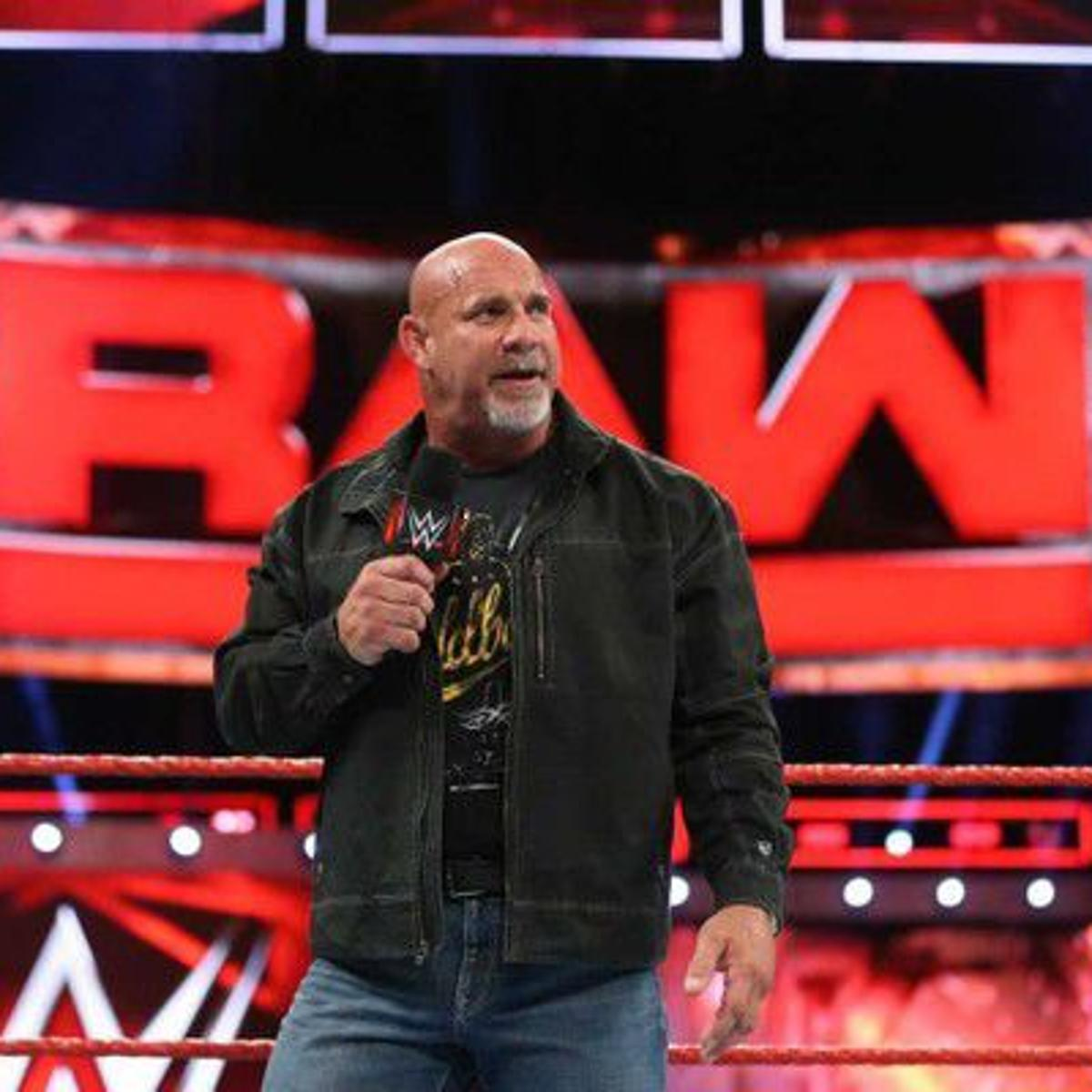 new style b1956 0d4bb Goldberg is next as he headlines the 2018 WWE Hall of Fame ...