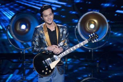 Laine Hardy of Louisiana wins 'American Idol'