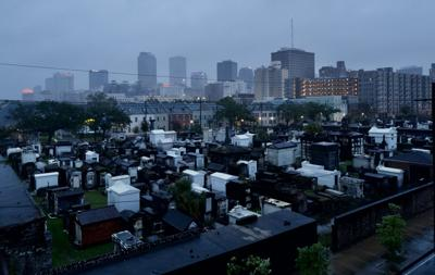 Tropical Storm Cristobal in New Orleans (copy)