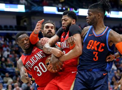 Anthony Davis Suffered Muscle Contusion In Shoulder Source