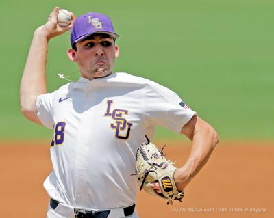 LSU freshman Cole Henry left super regional with nerve issue, expected to be ready by fall | Sports | nola.com