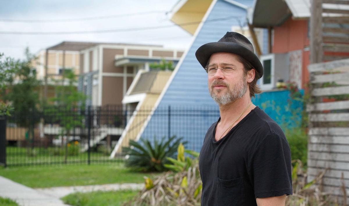 Make It Right homeowner doesn't want Brad Pitt's money