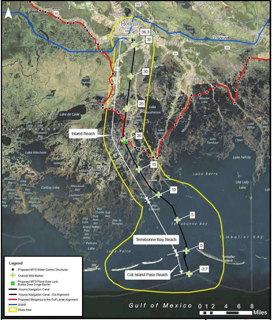 Houma Navigation Canal