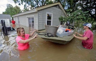 Entergy wants customers to cover $6 million in 2016 flood losses