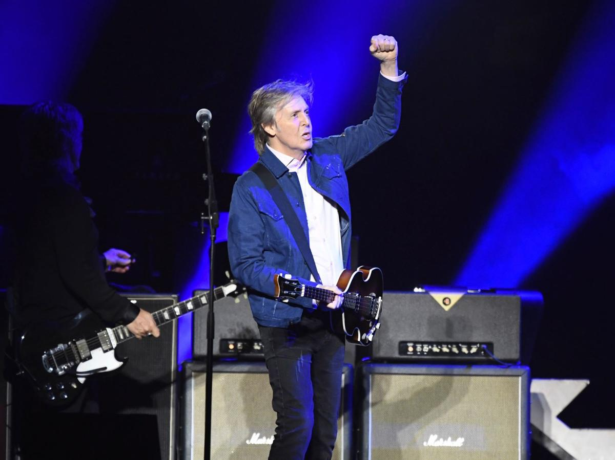 Paul McCartney review: 'Freshen Up' concert in New Orleans a