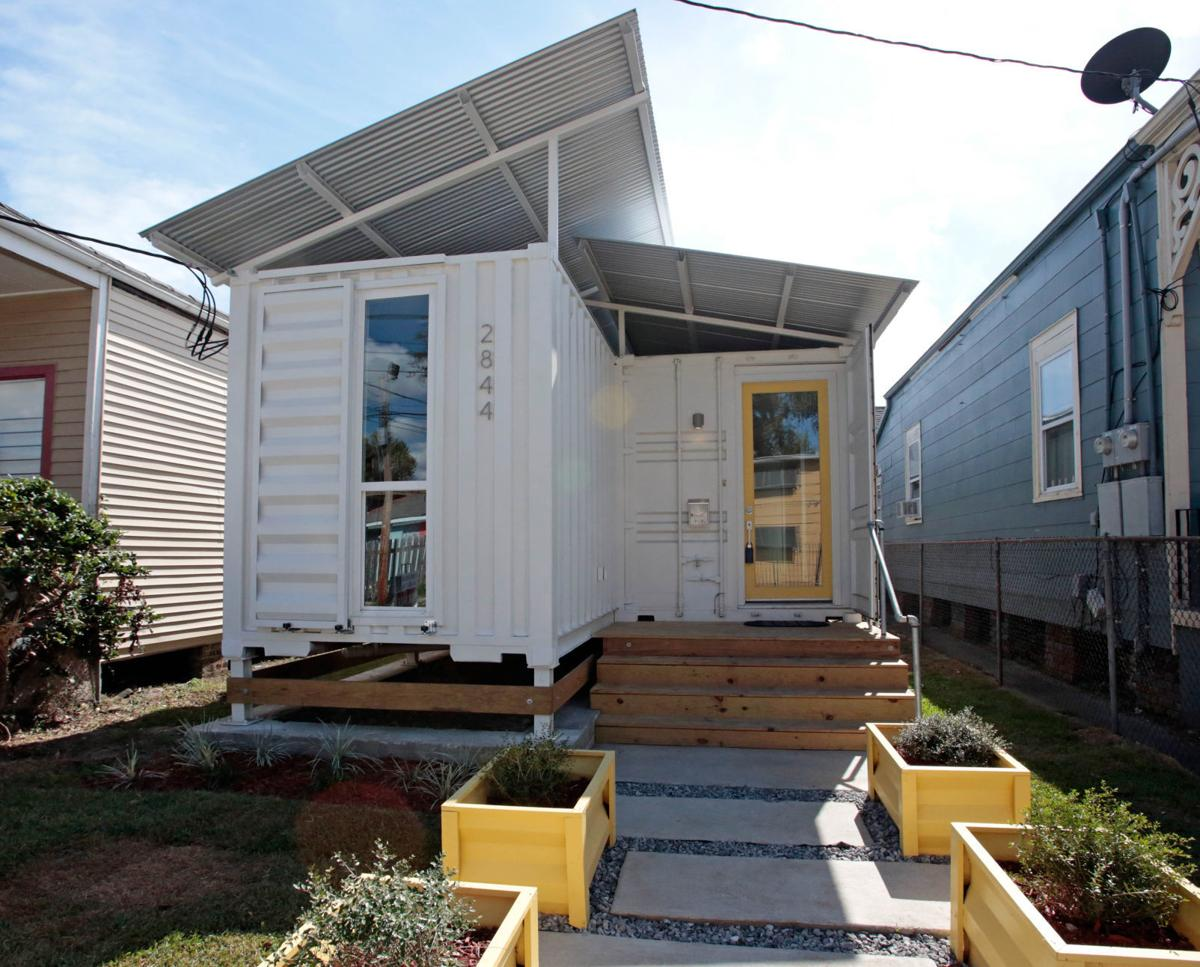From cargo to housing? Some architects, homebuyers looking ... on shipping container homes in florida, concrete home floor plans, modern home floor plans, garage homes floor plans, shipping container homes kits, shipping containers into homes, shipping container homes for cheap, shipping container cabin, storage container home plans, cargo container floor plans, shipping container homes hawaii, craftsman home floor plans, straw bale home floor plans, shed home floor plans, shipping container house, shipping container connectors, steel home floor plans, shipping container sizes,