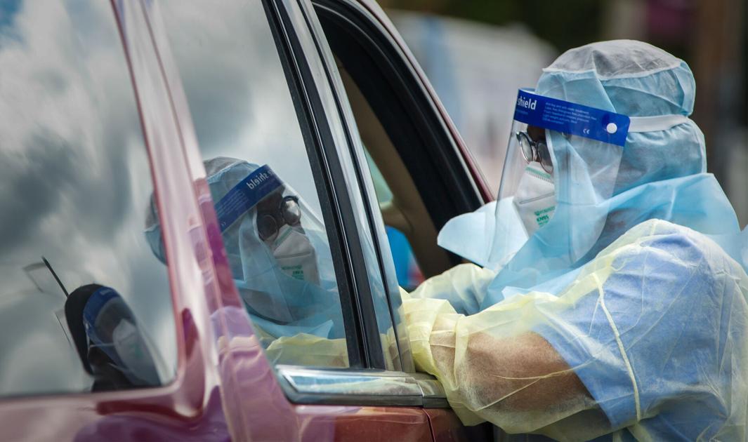 Louisiana coronavirus: 1125 new cases, 23 more deaths reported Sunday; see latest data - NOLA.com