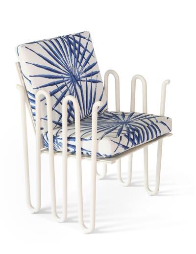 COOL TROPICAL  Doorman Coliseum Club Chair-Palm BLUE 3.jpg