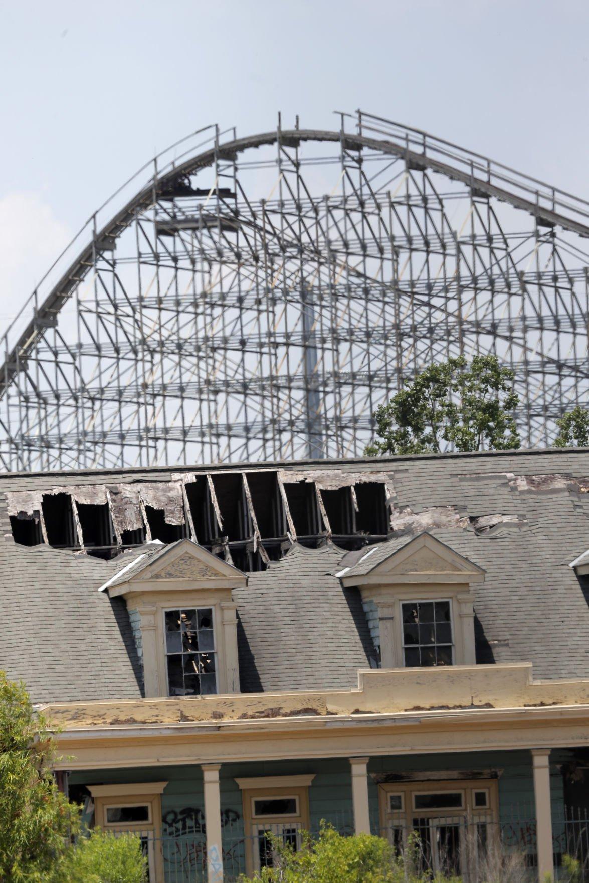 Six Flags Katrina