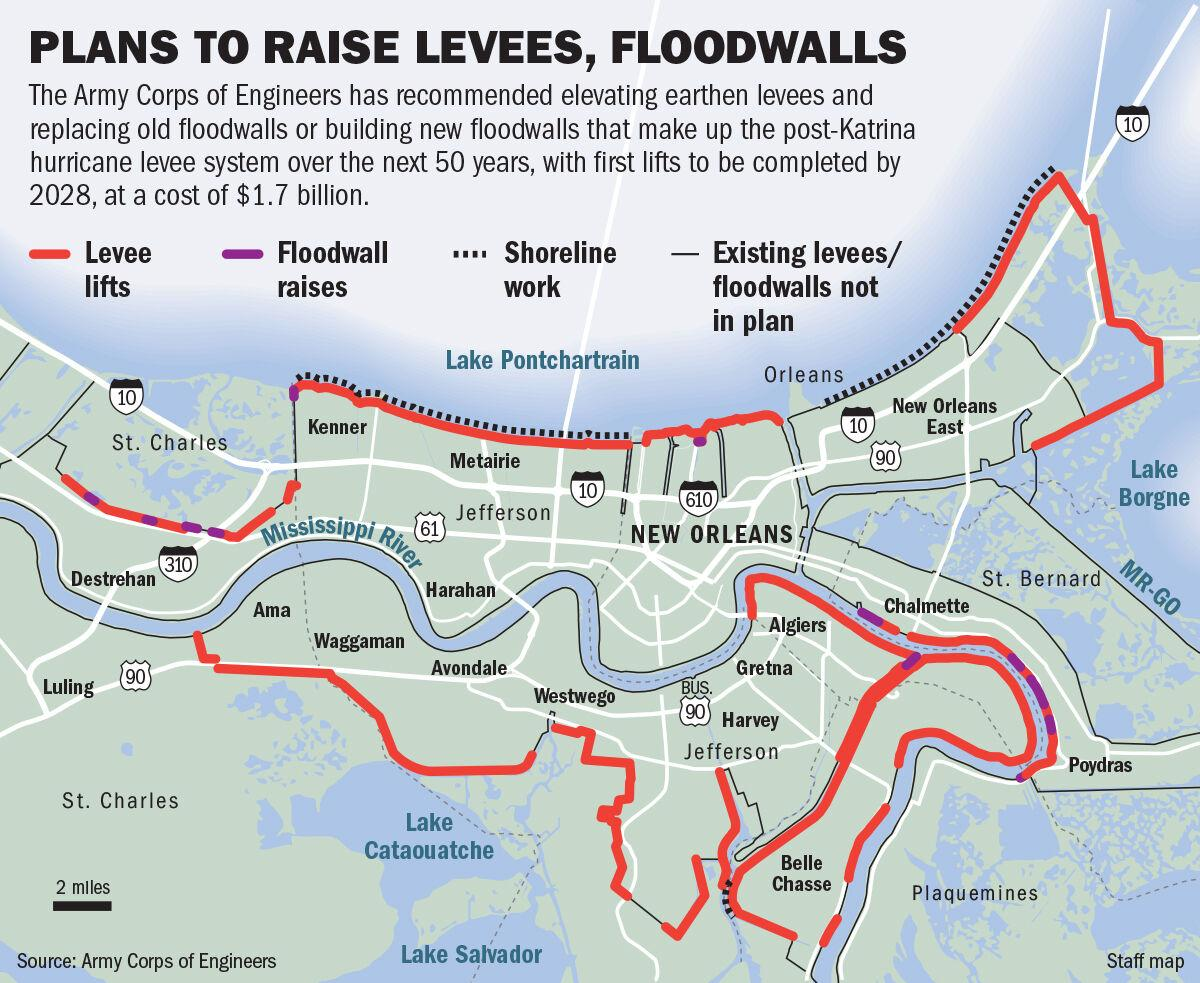 080821 Levee Floodwall lifts map