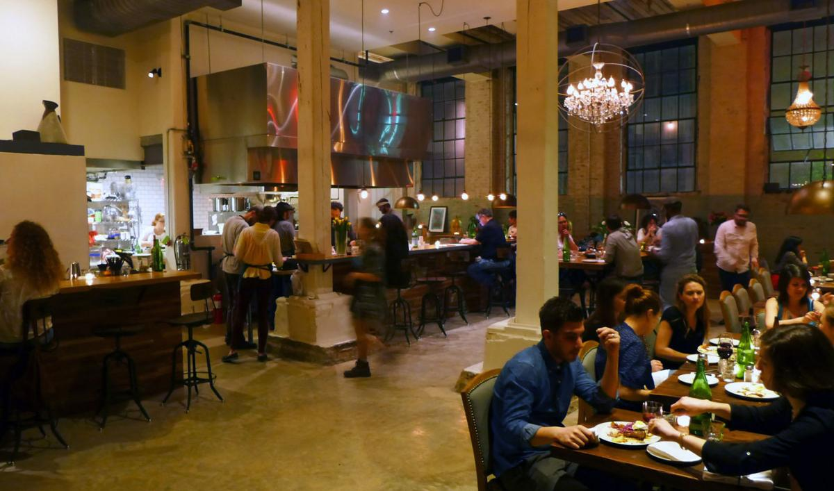 Paladar 511 Settles Into The Marigny New Restaurants In New