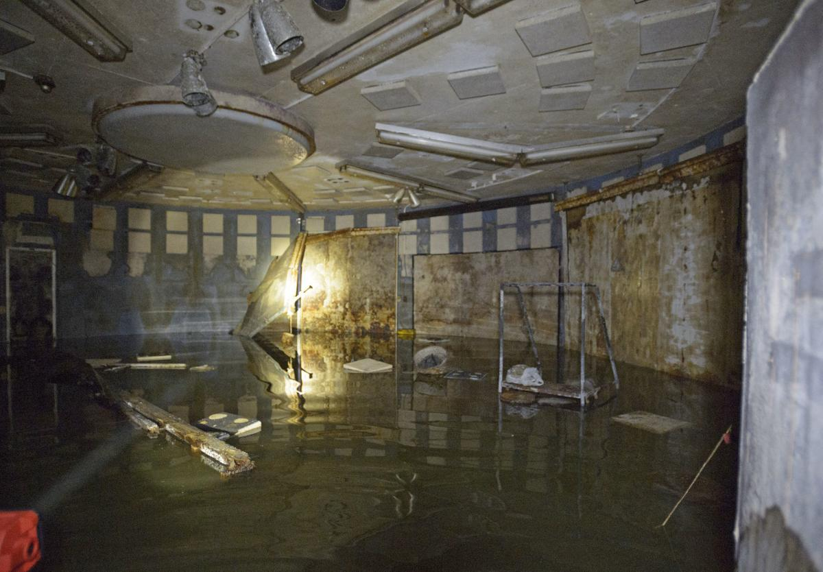 Explore 2 Stories Underground In New Orleans Spooky Cold War Era